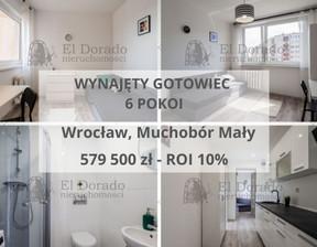 Mieszkanie na sprzedaż, Wrocław Muchobór Mały, 67 m²