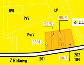 Działka na sprzedaż, Raków, 1500 m²