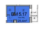 Mieszkanie w inwestycji Deo Plaza, Gdańsk, 25 m² | Morizon.pl | 9586 nr2