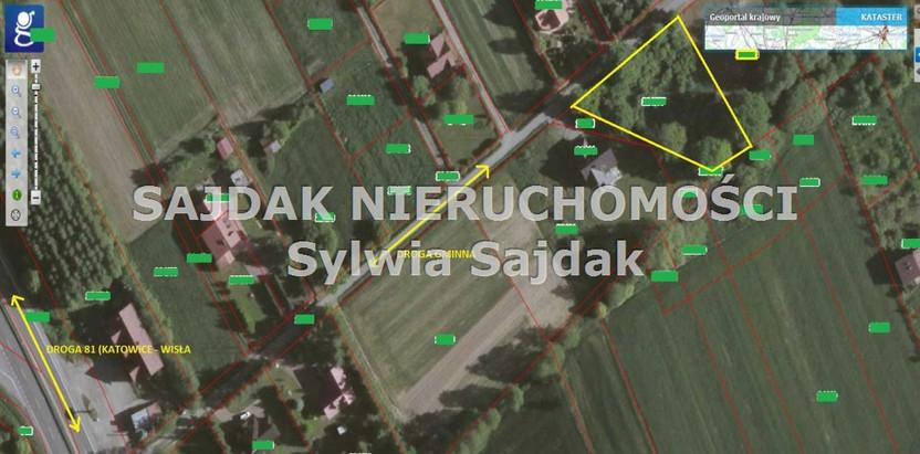 Działka na sprzedaż, Bąków Łęgowa, 2049 m²   Morizon.pl   4187