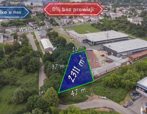 Działka na sprzedaż, Częstochowa Śródmieście, 2311 m²