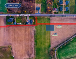 Morizon WP ogłoszenia   Działka na sprzedaż, Łochynia Słoneczna, 1015 m²   2714