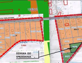 Działka na sprzedaż, Linin, 1700 m²