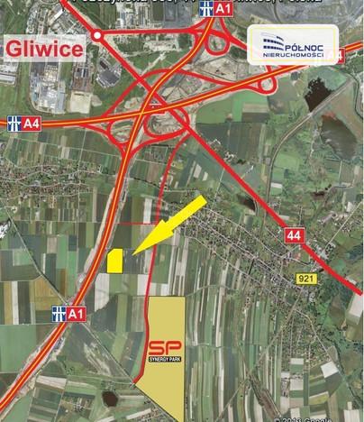 Działka na sprzedaż, Gliwice Sośnica, 35872 m²   Morizon.pl   6002