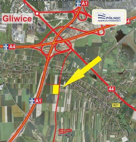 Działka na sprzedaż, Gliwice Sośnica, 21548 m² | Morizon.pl | 6003