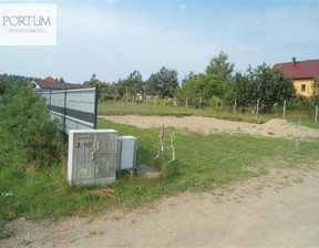 Działka na sprzedaż, Kaczki Gdańska, 1001 m²