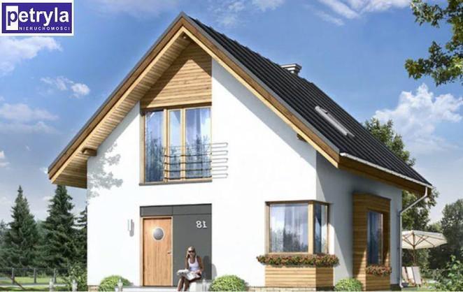 Morizon WP ogłoszenia   Dom na sprzedaż, Goszyce, 120 m²   5429