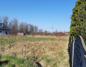 Działka na sprzedaż, Jaworzno Byczyna, 1707 m²