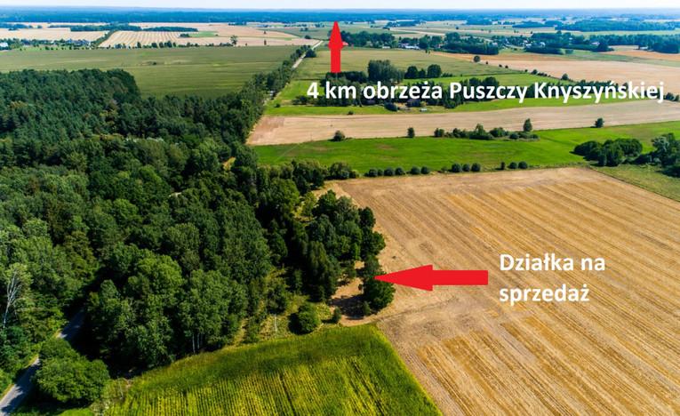 Działka na sprzedaż, Folwarki Małe, 1002 m² | Morizon.pl | 8816