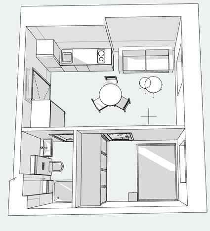 Morizon WP ogłoszenia | Mieszkanie na sprzedaż, Warszawa Praga-Północ, 26 m² | 8978