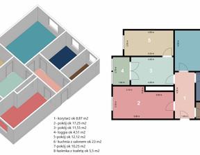 Mieszkanie na sprzedaż, Wrocław Krzyki, 94 m²