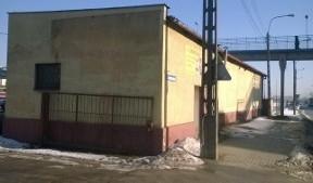 Magazyn, hala do wynajęcia, Skarżysko-Kamienna Towarowa , 184 m²