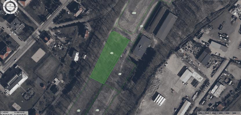 Działka na sprzedaż, Złoty Stok Kolejowa, 2808 m² | Morizon.pl | 1637