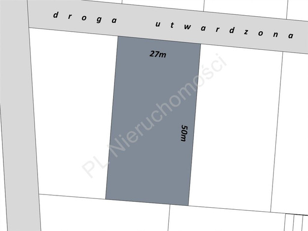 Morizon WP ogłoszenia | Działka na sprzedaż, Warszawa Wawer, 1407 m² | 1872