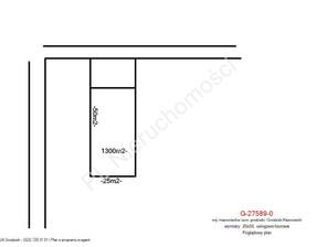 Działka na sprzedaż, Grodzisk Mazowiecki, 1000 m²