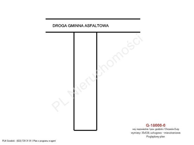 Działka na sprzedaż, Chrzanów Duży, 18839 m² | Morizon.pl | 3912