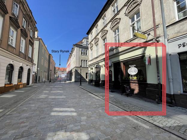 Lokal gastronomiczny do wynajęcia, Poznań Stare Miasto, 125 m² | Morizon.pl | 5705