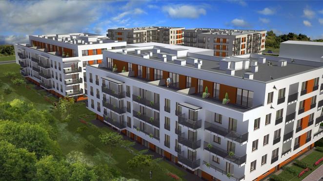 Morizon WP ogłoszenia   Mieszkanie w inwestycji ul. bpa A. Małysiaka, Kraków, 64 m²   1758