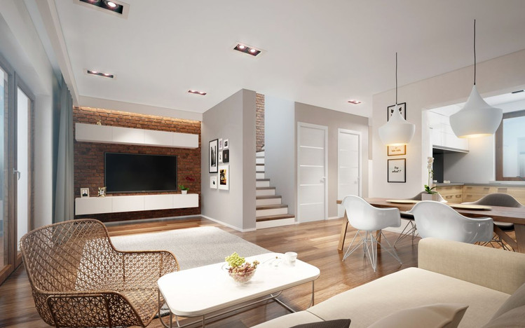 Mieszkanie w inwestycji Miętowa Park, Poznań, 76 m² | Morizon.pl | 1879