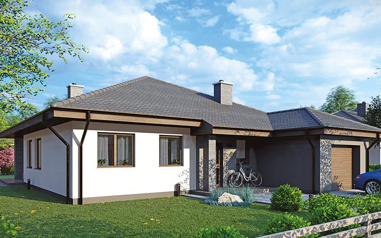 Dom w inwestycji Osiedle Rozalin, Lusówko, 138 m²   Morizon.pl   5928
