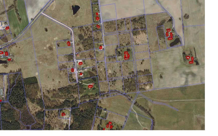 Działka na sprzedaż, Gady, 6609 m² | Morizon.pl | 7355