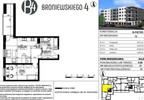 Mieszkanie na sprzedaż, Piotrków Trybunalski Broniewskiego, 55 m² | Morizon.pl | 7586 nr5