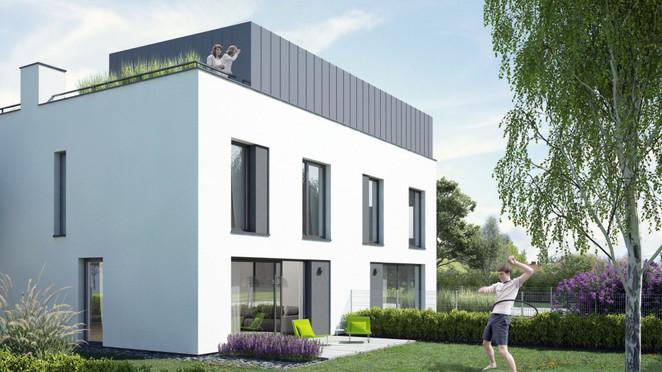 Morizon WP ogłoszenia | Dom na sprzedaż, Suchy Las DOM Z OGRODEM I TARASEM NA DACHU, 147 m² | 2342