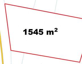 Działka na sprzedaż, Paczkowo, 1545 m²
