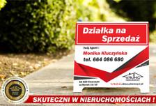 Działka na sprzedaż, Gruszczyn, 682 m²