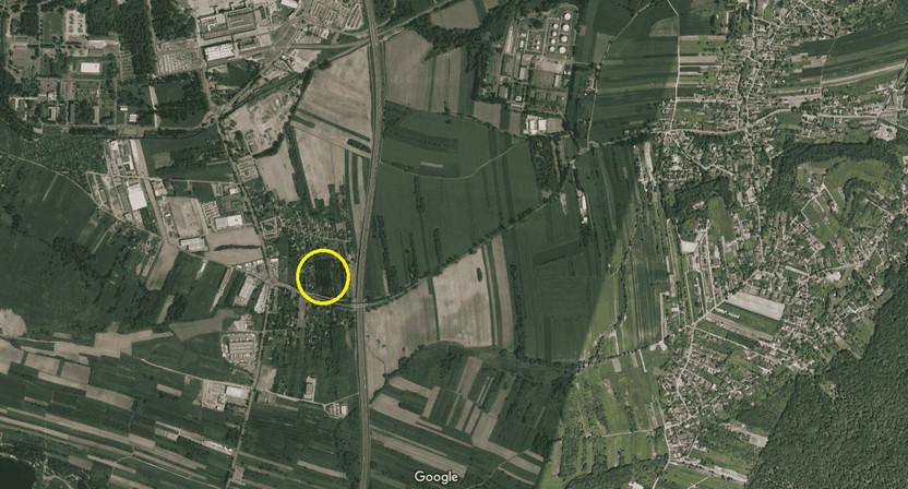 Działka na sprzedaż, Kraków Olszanica, 3500 m² | Morizon.pl | 9736