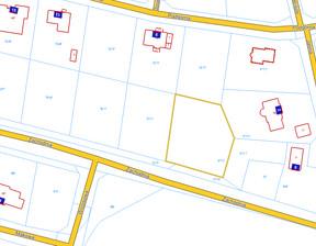 Działka na sprzedaż, Ośno Lubuskie, 1623 m²