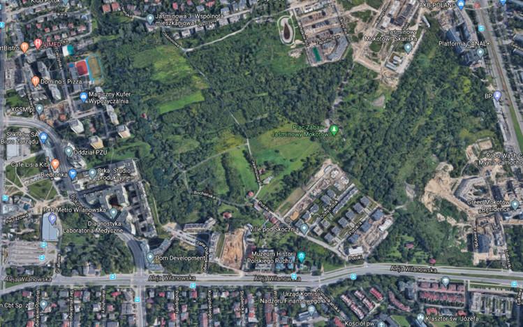 Grunt na sprzedaż, Warszawa Stegny, 6500 m² | Morizon.pl | 3608