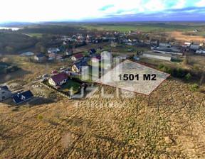 Działka na sprzedaż, Godziszewo Godziszewo-Wybudowanie, 1501 m²