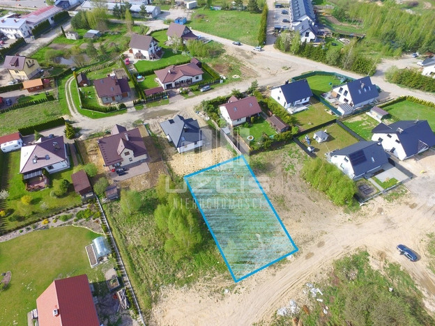 Działka na sprzedaż, Starogard Gdański Niemojewskiego, 603 m² | Morizon.pl | 5608