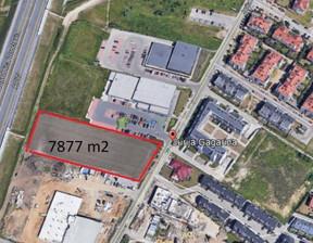 Działka na sprzedaż, Wrocław Muchobór Wielki, 7880 m²
