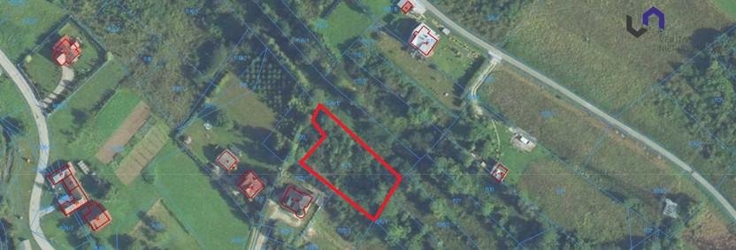 Działka na sprzedaż, Krościenko nad Dunajcem Kąty, 1329 m² | Morizon.pl | 6941