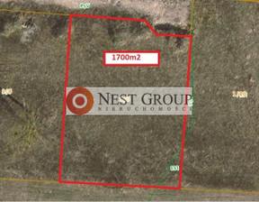 Działka na sprzedaż, Warszawa Białołęka, 1700 m²