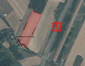 Działka na sprzedaż, Mykanów, 34000 m²
