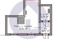 Kawalerka na sprzedaż, Świdnica, 27 m²