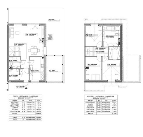 Dom w inwestycji Osiedle Dębowe etap VII, Bielany Wrocławskie, 122 m² | Morizon.pl | 3524
