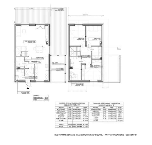 Dom w inwestycji Osiedle Dębowe etap VII, Bielany Wrocławskie, 111 m² | Morizon.pl | 3534