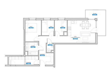 Mieszkanie na sprzedaż <span>Kraków, Krowodrza, Prądnik Biały, ul. Kuźnicy Kołłątajowskiej</span> 1