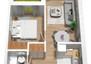 Morizon WP ogłoszenia | Mieszkanie w inwestycji Stawowa Przystań, Kraków, 38 m² | 7754