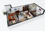 Mieszkanie w inwestycji Kwiatkowskiego - III etap, Rzeszów, 65 m² | Morizon.pl | 5010 nr3