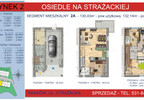 Dom w inwestycji Osiedle na Strażackiej, Kraków, 130 m²   Morizon.pl   2158 nr2
