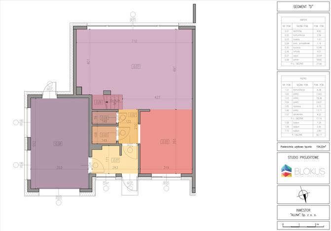 Dom w inwestycji Julianowska 50, Piaseczno, 156 m² | Morizon.pl | 5056