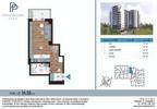 Mieszkanie w inwestycji Panorama Park, Białystok, 35 m²   Morizon.pl   1410 nr2