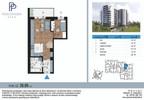 Mieszkanie w inwestycji Panorama Park, Białystok, 39 m²   Morizon.pl   1448 nr2