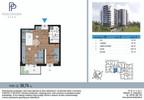 Mieszkanie w inwestycji Panorama Park, Białystok, 39 m² | Morizon.pl | 1385 nr2