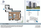 Mieszkanie w inwestycji Panorama Park, Białystok, 53 m² | Morizon.pl | 1506 nr2